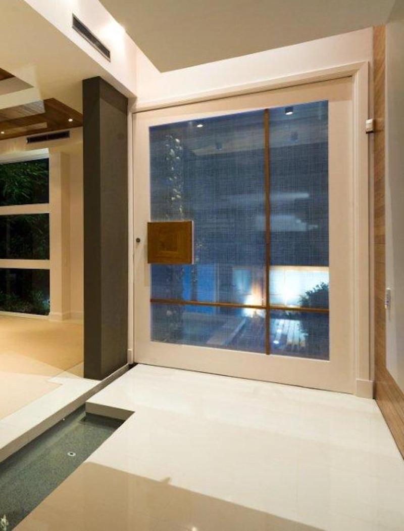 eden made pivot doors can be custom built in unique styles and designs
